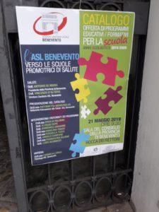 Benevento Verso Le Scuole Promotrici Di Salute L Asl Presenta Catalogo Programmi Per La Scuola Lab Tv