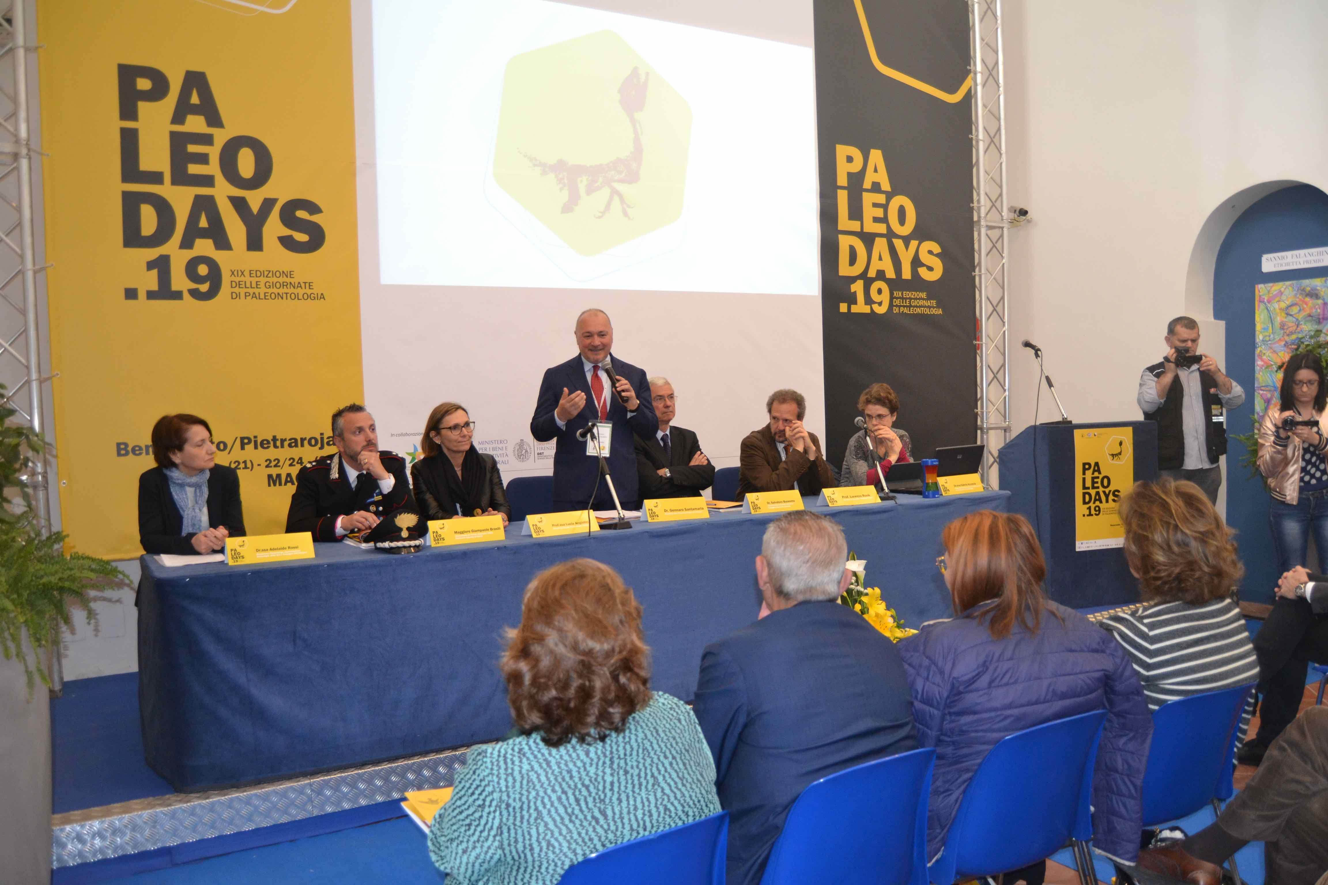 Benevento| Bilancio positivo per Paleodays 2019