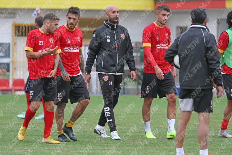 Benevento, domani ripresa a porte aperte. Nel WE test con una giovanile