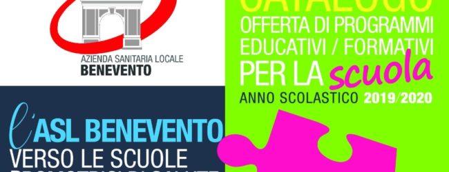 Asl, martedi la presentazione catalogo programmi educativi per le scuole