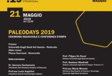 Benevento  Unisannio: si presenta il Paleodays 2019