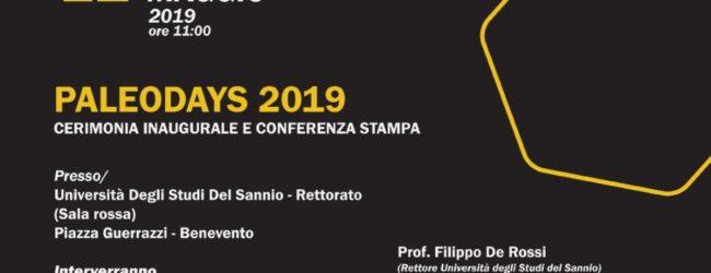 Benevento| Unisannio: si presenta il Paleodays 2019