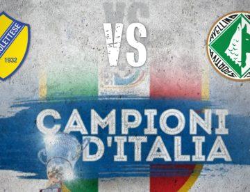Avellino, in semifinale sfida alla Pergolettese