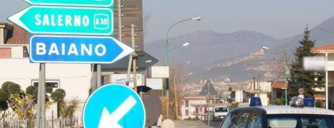 Baiano| In giro con un grosso frustino nel bagagliaio dell'auto, denunciato 50enne
