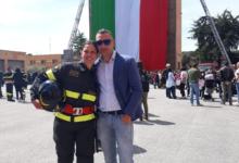 Vigili del Fuoco, l'arianese Boccardi prima donna irpina tra i caschi rossi permanenti