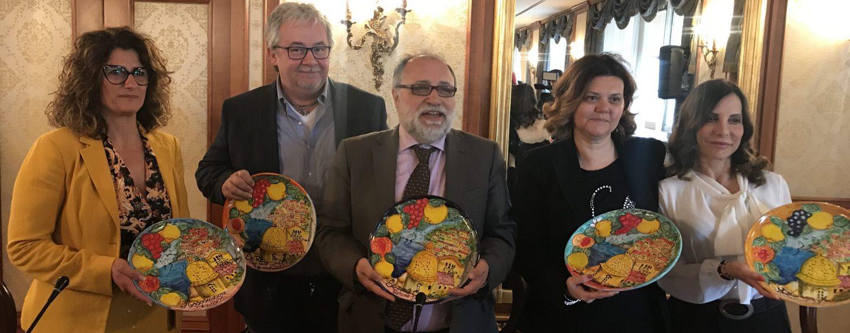 Airola| Ceramiche dei detenuti del carcere minorile presentate in Regione