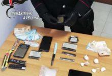 Lioni| Fuga a un posto di controllo, 33enne e pusher locale arrestati con droga e contanti