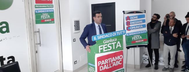 Avellino  Elezioni, Festa: è stata la vittoria del cuore della città, saranno 5 anni fantastici