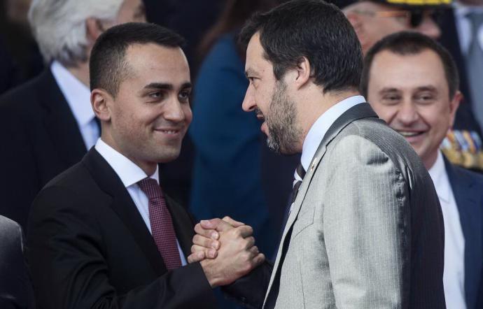Avellino  Stasera c'è Di Maio, intanto la Lega diffonde i dati di Salvini sulla sicurezza in città