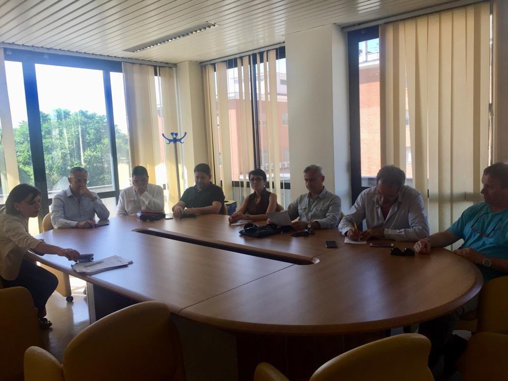 Benevento  CMR, Tavolo tra Confindustria,CGIL CISL UIL: redatto un documento indirizzato al Presidente della Regione e Ministro sanità