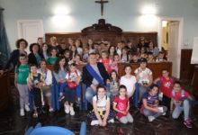 Benevento| I bimbi di Santa Croce del Sannio in visita al Museo