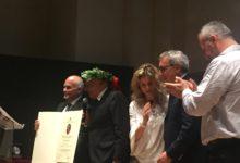 Benevento| Mogol emoziona al San Vittorino,per lui Laurea Honoris Causa