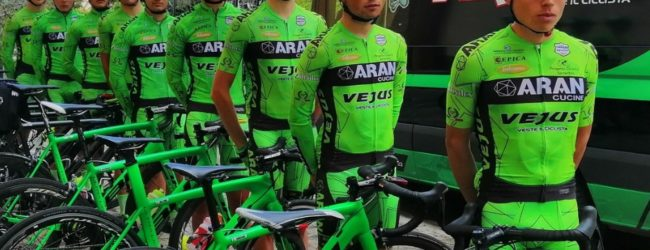 """Benevento  La sannita """"Vejus Aran"""" partecipa al Giro d'Italia under 23"""
