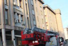 Benevento| Fiamme nel reparto di Psichiatria del Rummo, nessun ferito