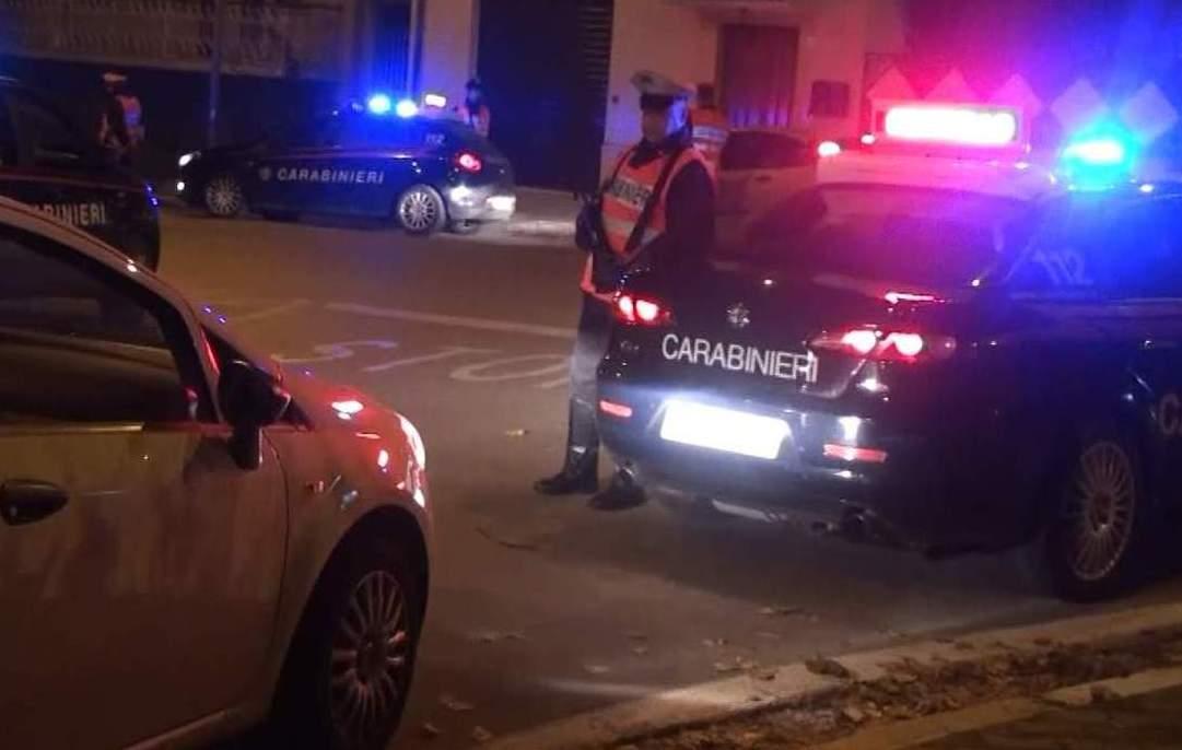 """Mugnano del Cardinale  Riverso in strada con il volto tumefatto, 47enne ricoverato al """"Moscati"""": indagano i carabinieri"""