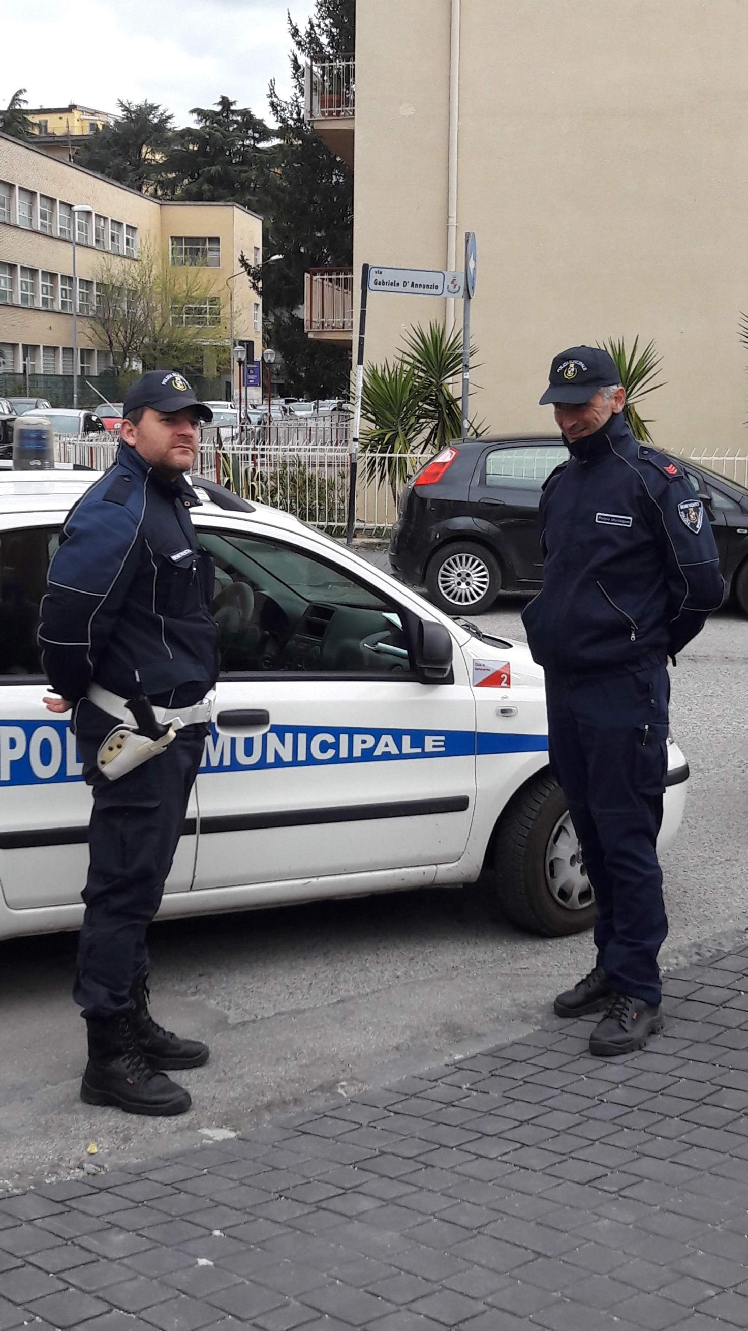 Benevento| Municipale: raffica di multe per indisciplinati