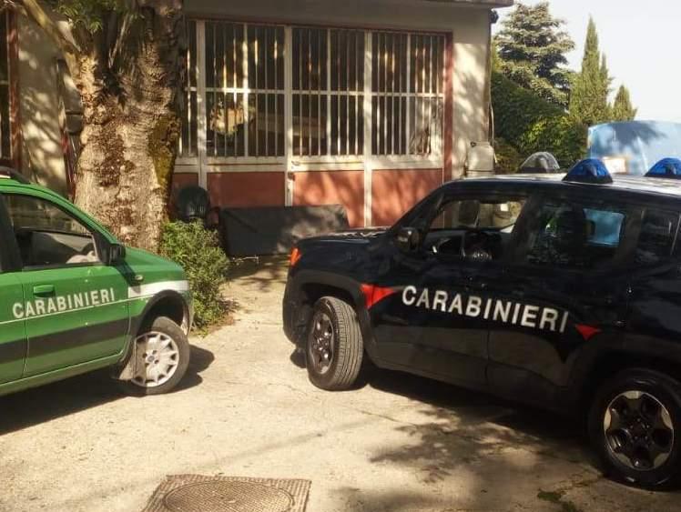 Avella| Carrozzeria irregolare: 3 denunce, sequestro del capannone e multa da 5mila euro