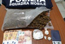 Benevento| Trasportava cocaina in città: arrestato dalla Polizia