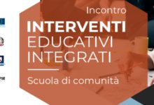"""Fontanarosa  """"I.E.I., Interventi Educativi Integrati"""": Mercoledì 12 la conferenza stampa di presentazione del progetto."""
