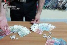 Montoro| Spaccio, 65enne ai domiciliari: aveva 19 dosi di eroina e 980 euro in contanti