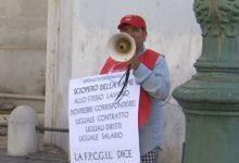 Benevento| Sindacalista CGIL ricevuto in Prefettura dopo sciopero
