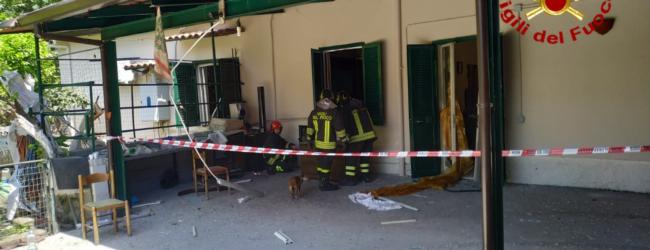 Lauro| Esplosione nella villetta, 70enne ricoverata al Centro Grandi Ustionati di Bari. Casa inagibile