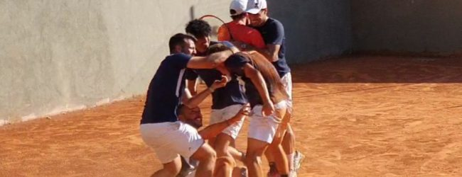 Tennis| TC2002 Cloud Finance, una rimonta che vale la Serie A2