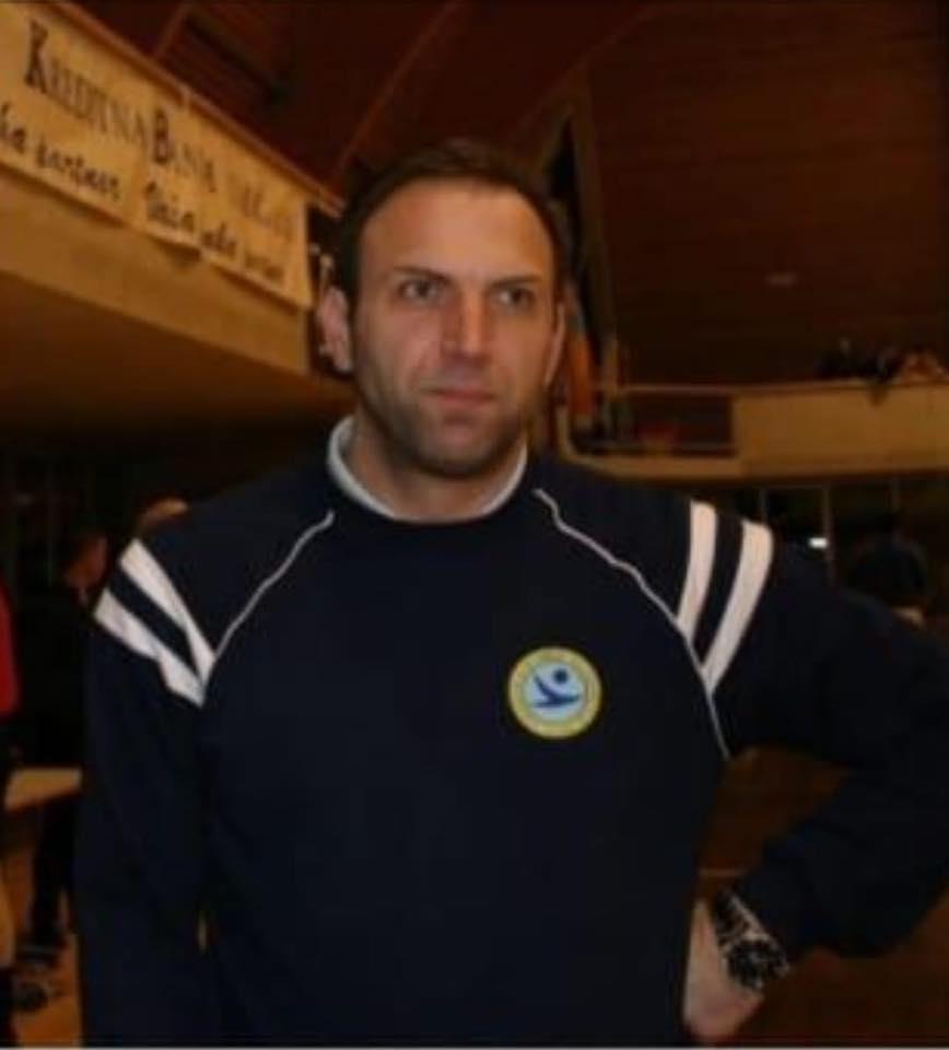 Jaska Boglic nuovo allenatore dell'Asd Pallamano Benevento