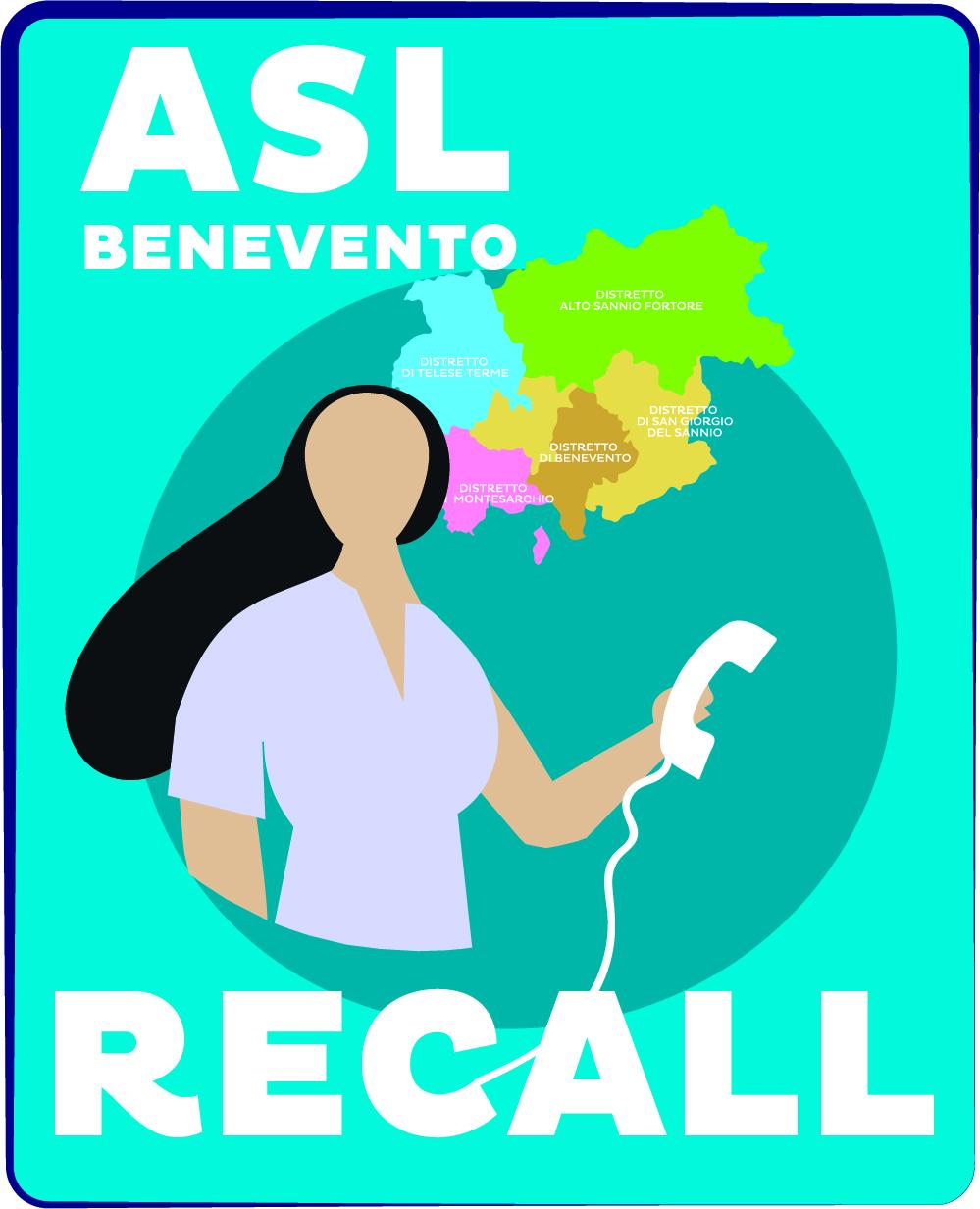 L'ASL di Benevento attiva il Servizio Recall
