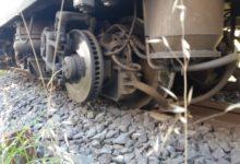 Baiano| Treno deraglia appena uscito dalla stazione, nessun ferito ma il sindacato attacca Eav e Regione