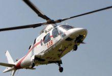 Montella| Motociclista cade sul Monte Terminio, trasportato in eliambulanza al Moscati: è grave