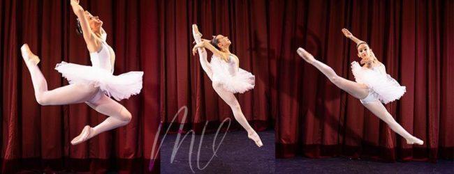 Tre ballerine caudine in Francia