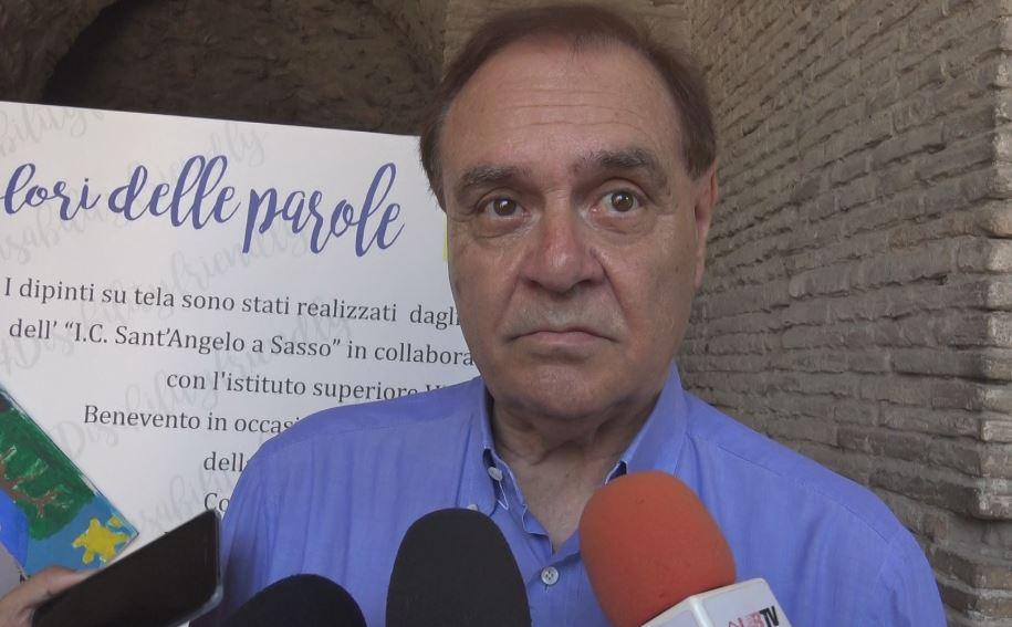 Benevento  L'annuncio di Mastella su Facebook: da Settembre giostrine in periferia