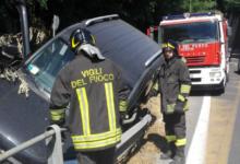Manocalzati| Perde il controllo dell'auto e finisce fuori strada, altro incidente sull'Ofantina