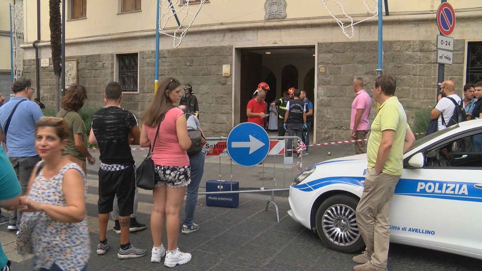 Attentato Avellino:per responsabile si valuta tentata strage