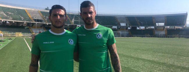 Avellino, puntellata la retroguardia: firmano il difensore Laezza e il portiere Tonti