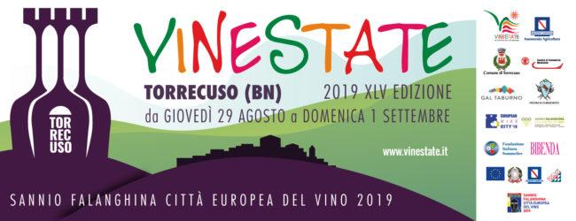 Benevento| Vinestate, si presenta la 45esima edizione