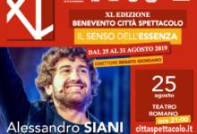 Benevento  Città Spettacolo, sold out per Alessandro Siani