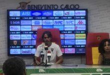 """Benevento, Inzaghi: """"Meglio subito la batosta, miglioreremo per il campionato"""""""