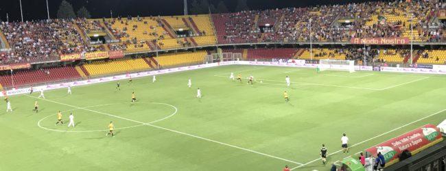 Benevento-Monza: 3-4. La Strega sbaglia un tempo, i biancorossi volano a Firenze