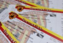 Benevento, biglietto omaggio agli abbonati per l'amichevole col Castrovillari