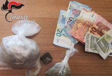 Ariano Irpino|Ambulante e spacciatore non sfugge al fiuto del cane antidroga, per lui arresto e domiciliari