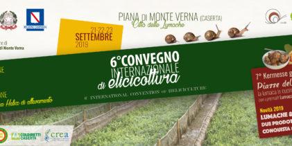"""Piana di Monte Verna  Dal 21 al 23 settembre torna l'evento """"Piazze della lumaca"""""""