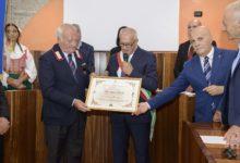 Reino| Conferita la cittadinanza onoraria al Generale di Corpo d'Armata Massimo Iadanza