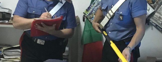 Paupisi| Contrasto ai furti: Carabinieri bloccano quattro pregiudicati baresi