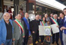 """Successo per il pellegrinaggio Pietrelcina-Assisi con il """"Treno Storico"""""""