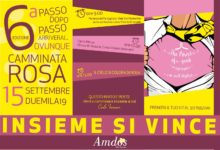 Avellino| Incendio Pianodardine: rinviata la Camminata Rosa