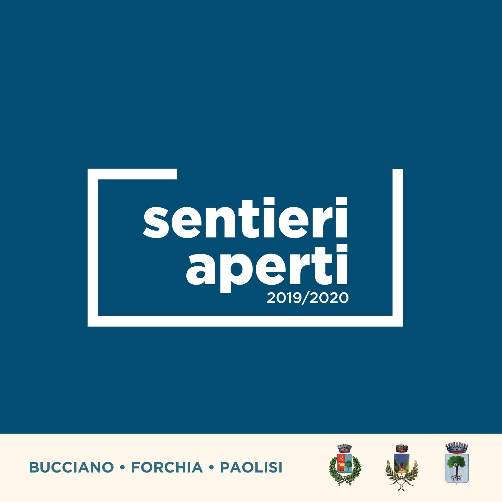 Sentieri aperti, al via la seconda edizione in sinergia tra i comuni di Bucciano, Forchia e Paolisi