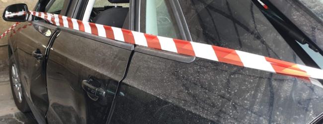 Avellino| Ordigno rudimentale fatto esplodere nell'Audi di un imprenditore, paura nella notte a rione Mazzini