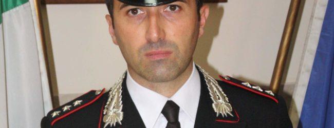 Baiano  Il capitano Antonazzo Panico nuovo comandante della Compagnia carabinieri